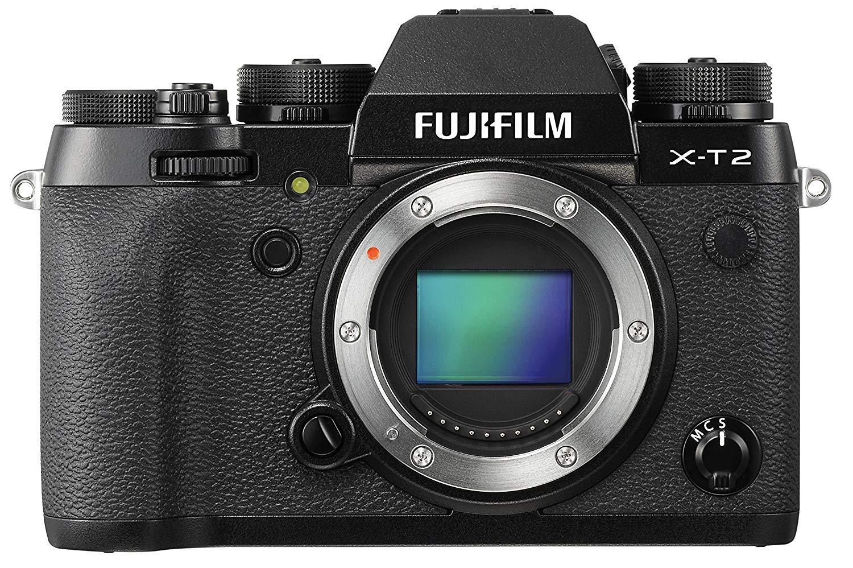 [Amazon.de] FUJIFILM X-T2 Systemkamera - Schwarz - 899,- €