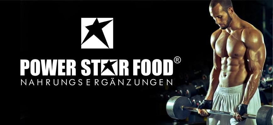 (Nahrungsergänzung / Supps) 20% Jubiläumsrabatt auf alle Produkte bei Powerstar