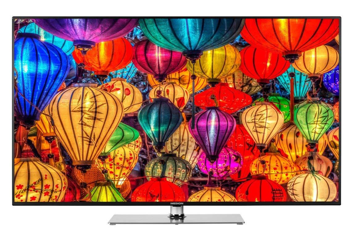 [Amazon] Sofort Abzug von 20€ bis zu 400€ für verschiedene Medion-TVs - z.B. 43 Zoll 4K Smart TV S14310 für 349,99€ statt 449,99€
