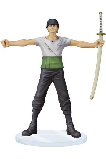 One Piece - Figur Roronoa Zoro 16cm für 13,86€ (GameStop)