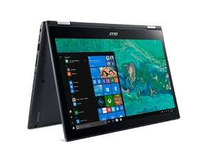 """ACER Convertible Spin 3 SP314-51 - 14"""" IPS FHD, i5-8250, 8GB RAM, 256GB SSD, Win10"""