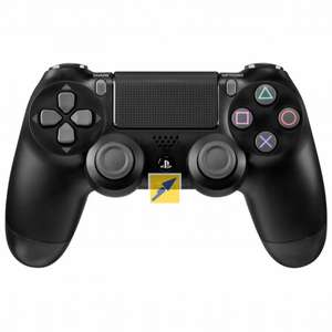 PS4 Controller Dual Shock wireless black V2 für 35€ mit Masterpass