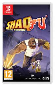 Shaq Fu : A Legend Reborn A Legend Reborn (Switch)