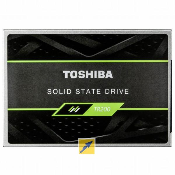 "SSD intern Toshiba TR200 240GB 2,5"" SSD SATA III portofrei für 40€ [Masterpass]"