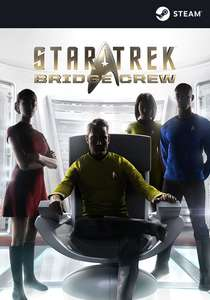 Star Trek: Bridge Crew VR (Steam) für 15,52€ (Gamesplanet)