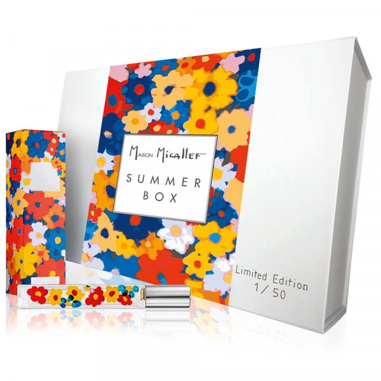 M. Micallef Parfum Summer Box für 41,30 € mit 30% Gutschein
