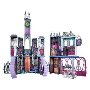 Mattel CJF48 - Monster High - Mega Monsterschule