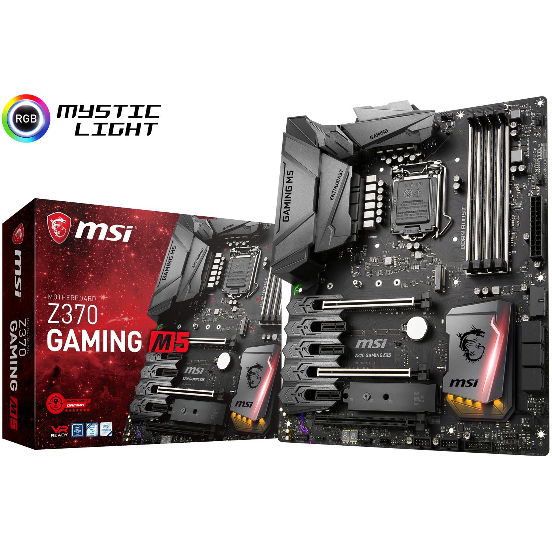 [RABATT] MSI Z370 Gaming M5 1151 | -43% Finanzierung