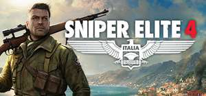 Sniper Elite 4 PC Download direkt bei Steam für 8,99€