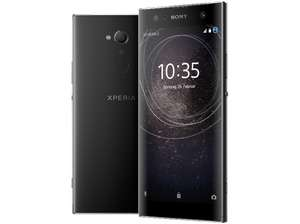 "SONY Xperia XA2 Ultra - 6"" Full HD Smartphone (1920x1080, Snapdragon 630, 23/16/8 MP ExmorRS, 4GB RAM, 32 GB, aptX HD, Quick Charge 3.0, USB-C, 3580mAh, Android 8) in schwarz, silber, gold oder blau [Media Markt]"