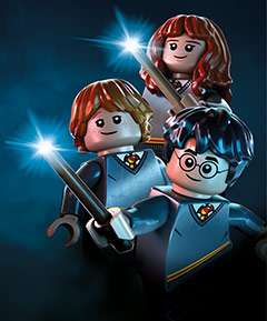 Exklusiven Harry Potter Zauberstab bauen (13.-18.08., 14-16 Uhr) [LEGO Store Berlin]