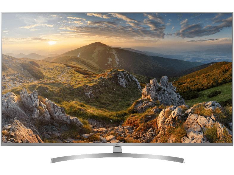 LG 65 UK 7550 LLA - 164 cm (65 Zoll) Fernseher (4K Ultra HD, HDR 10, Smart TV, WLAN, Triple Tuner (DVB-T2), USB) für 899,-€ [Mediamarkt von 06.00 bis 09.00 Uhr]