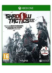 Shadow Tactics: Blades of the Shogun Xbox One​