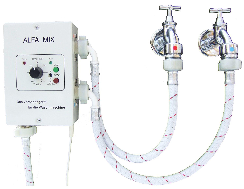 Alfa Mix (Aqua Mix) Vorschaltgerät für die Waschmaschine [Stromsparen/Waschmaschine]