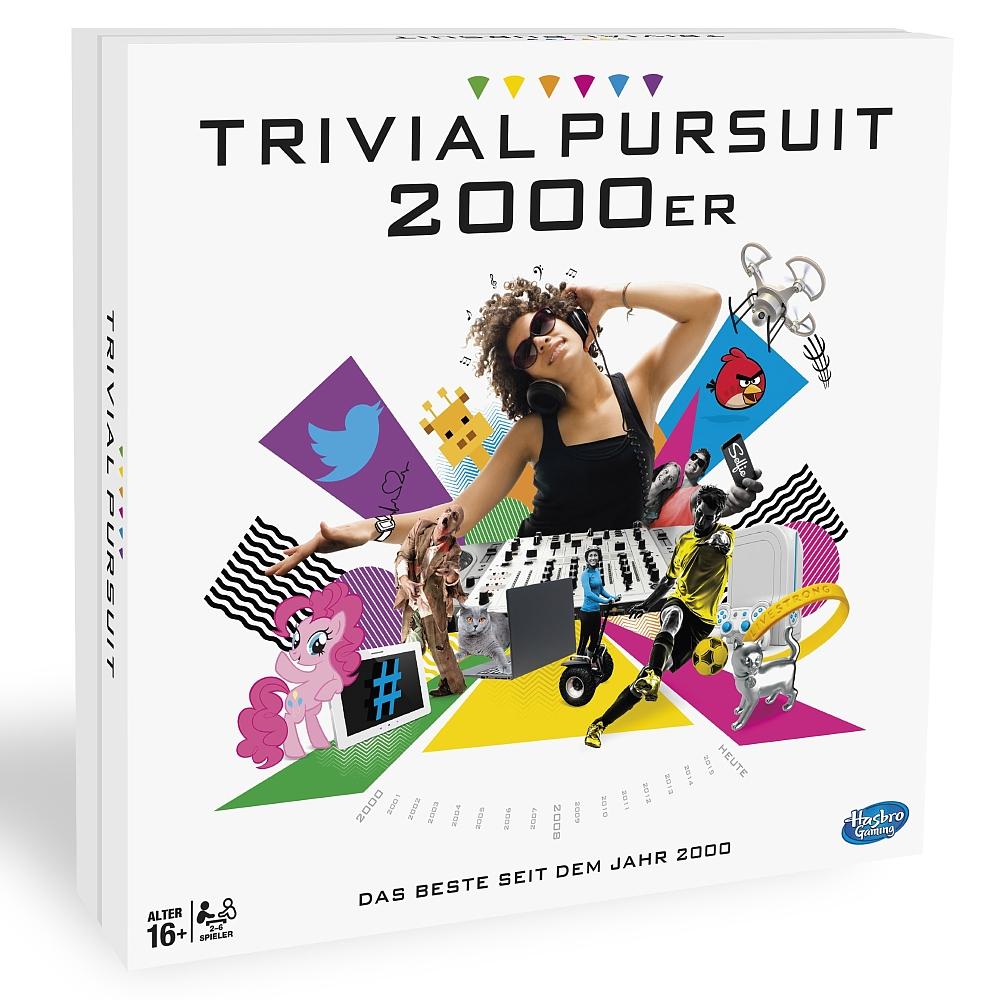 Trivial Pursuit 2000er (alles seit 2000) für 10€ + Versand [ToysRUs]