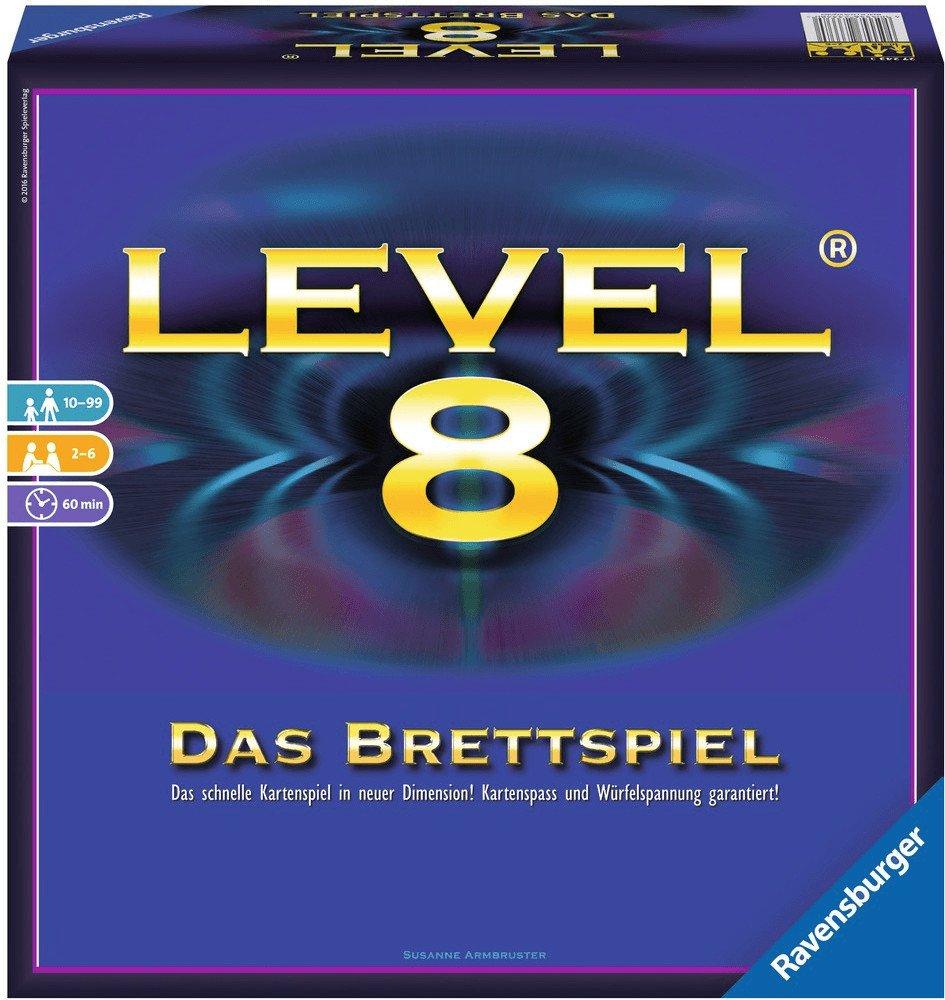 [Müller] Level 8 Das Brettspiel für nur noch 15€ mit Rossmann bzw Douglas 10% nur noch 13,50€