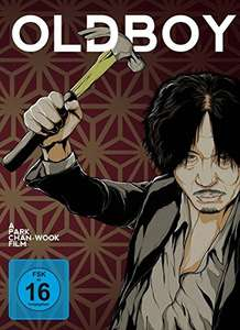 Oldboy - Collector's Edition (+ DVD / + Bonus-Blu-ray / + CD-Soundtrack) [Limited Edition für 14,97€ [Amazon Prime]
