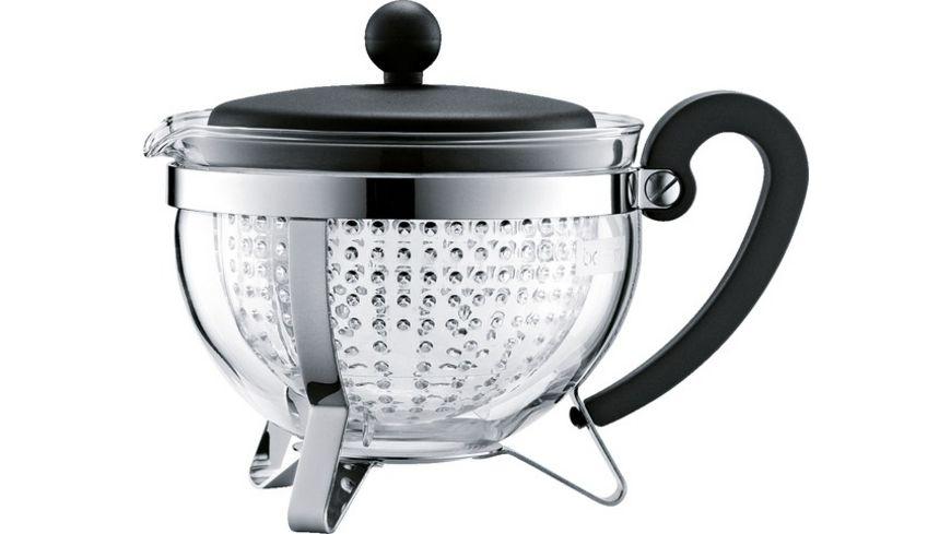 [Müller Filialabholung] Bodum Chambord 1,0 Liter Teekanne mit Filter