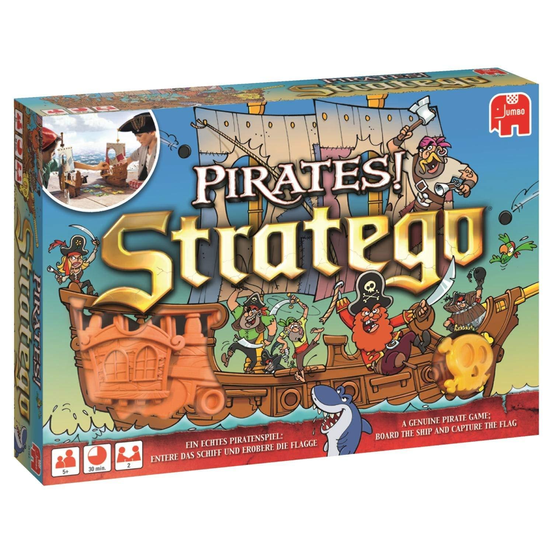 [Weiterstadt] Jumbo - Stratego Pirates! für nur 15,00€ bei ToysRUs