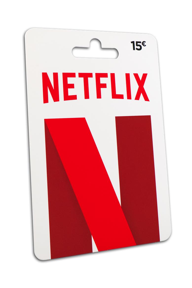 [Freebie] 15€ Netflix Guthaben