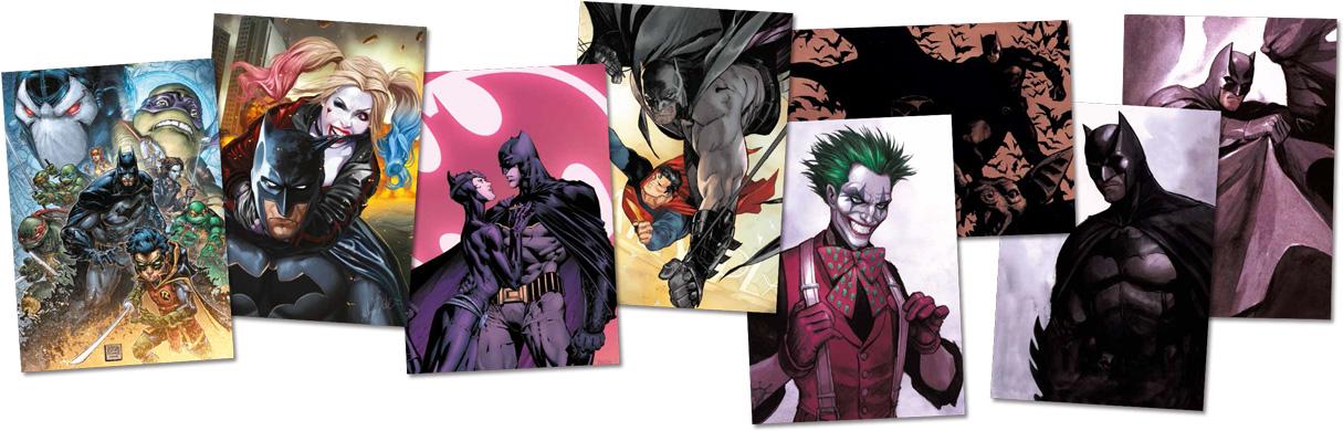 GRATIS BATMAN COMIC - Batman-Tag am 15. September 2018