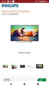 [Expert] Philips 65 Pus 6262 - 4K UHD Tv