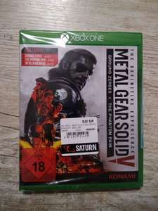 Saturn Passau - Metal Gear Solid V - xbox | eventuell bundesweit