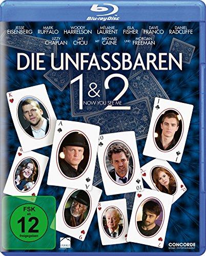Die Unfassbaren 1 & 2 (Doppelset Blu-ray) für 9,99€ (Amazon Prime)