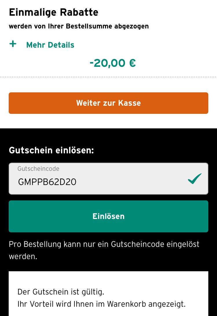 [Congstar] wie ich will Tarife 20€ Rabatt zzgl. Shoop