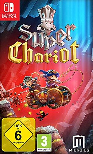 Super Chariot (Switch) für 19,46€ (Amazon UK)