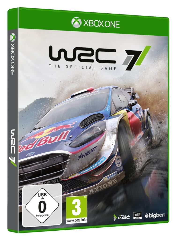 Xone Spiel - WRC 7