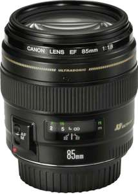 Canon EF 85mm f1.8 USM Objektiv (Amazon.co.uk)