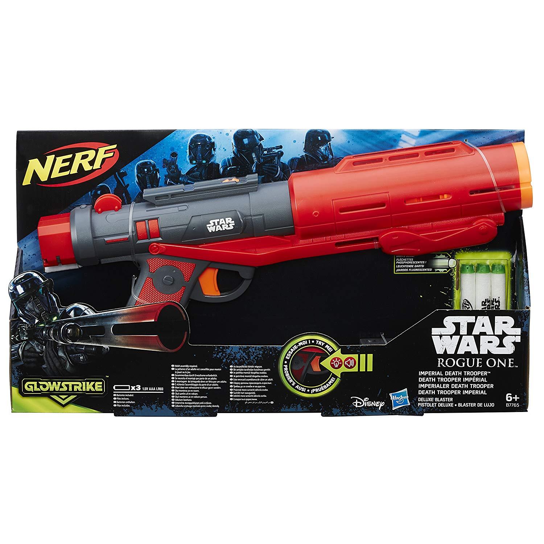Hasbro™ - Star Wars:Rogue One Nerf Blaster (B7765EU4) für €10,77 [@Real.de]