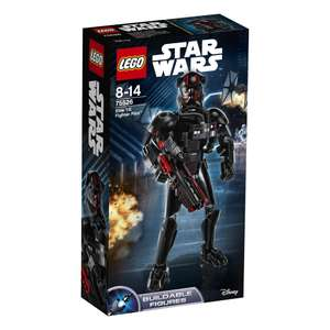 Lego™ - Star Wars: Elite Tie Fighter Pilot (75526) für €10,99 [@Real.de]