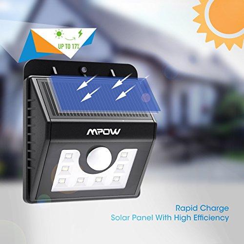 Solar Bewegungsmelder 40% Gutscheincode, 7,79€ statt 12,98€ mit Prime (Amazon)