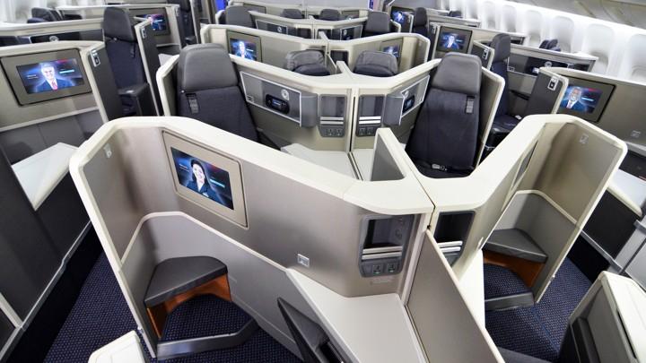 Paris - Miami oder Los Angeles für 1300 Euro (One World) - Business Class