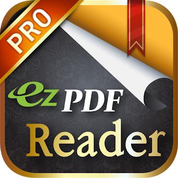 ezPDF Reader Pro kostenlos (Android)