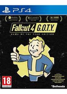 Fallout 4 Game of the Year Edition (PS4) für 18€ (Base UK)