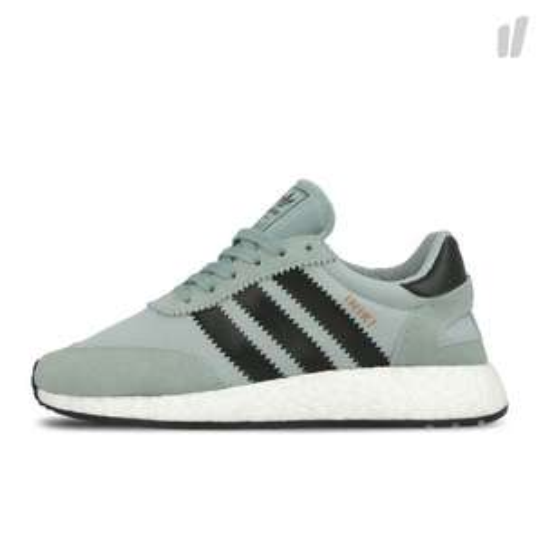 """Adidas Iniki (I-5923) in """"Tactile Green"""" und """"Raw Pink"""" [Gr. 36 2/3 - 40 2/3] für 54,45€"""
