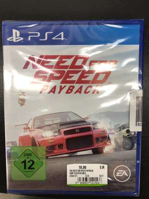[Lokal MM Dortmund Oespel] Need for Speed Payback PS4