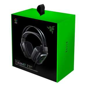 Razer Tiamat 7.1 v2 Gaming Headset bei Alternate + 25 Euro Rabatt mit Masterpass
