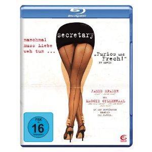 Secretary [Blu-ray] für 6,52€ inkl. Versand @ Amazon