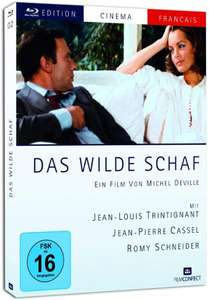 Das wilde Schaf - Edition Cinema Francais (Blu-ray Mediabook) für 5,99€ [Amazon & Saturn]