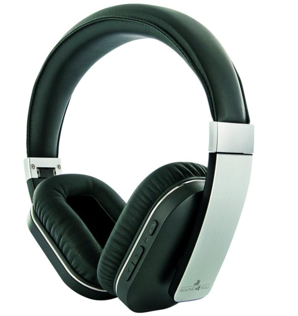 Schwaiger KH610BT513 Bluetooth 4.0 Bügelkopfhörer