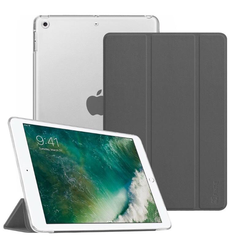 iPad 9,7 2017/18 Cover Case mit Rückseitenschutz