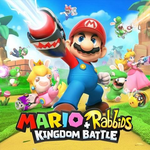 Mario + Rabbids: Kingdom Battle für Nintendo Switch im russischen eShop für 28,63 Euro