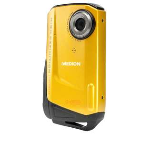 MEDION LIFE S47121 Unterwasserkamera mit 2″ Display, 5 MP, 4 x digital Zoom für nur 29,95 € bis 31.8.18 versandkostenfrei