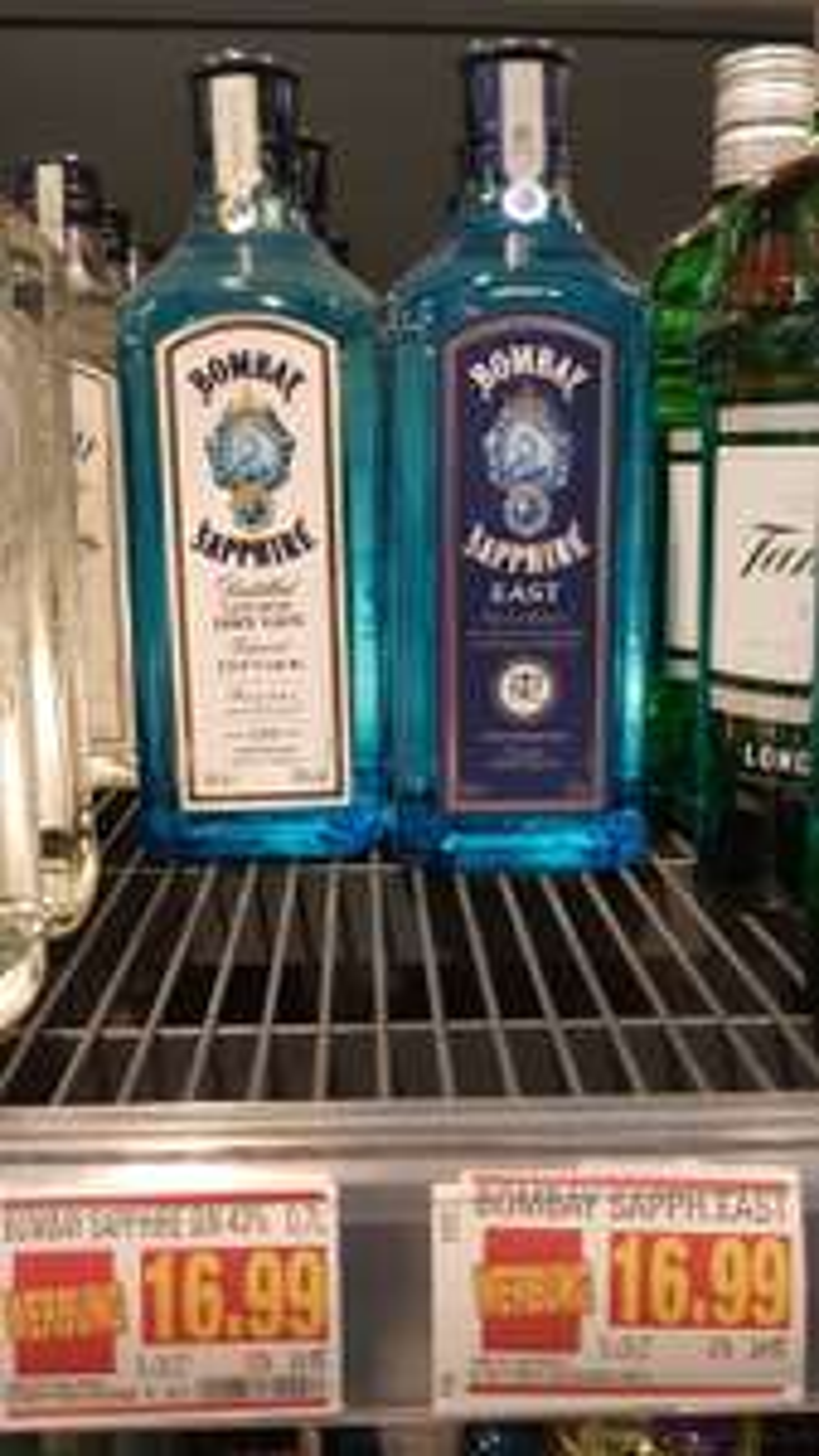 Bombay Gin (Lokal Coburg)