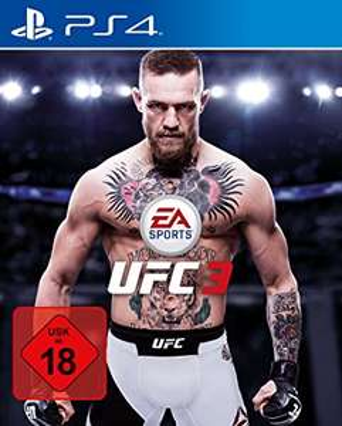 EA Sports UFC 3 (PS4) für 24,99€ (PSN Store)