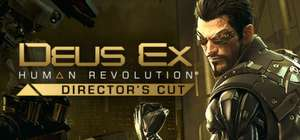 Deus Ex: Human Revolution (Steam) für 2,99€